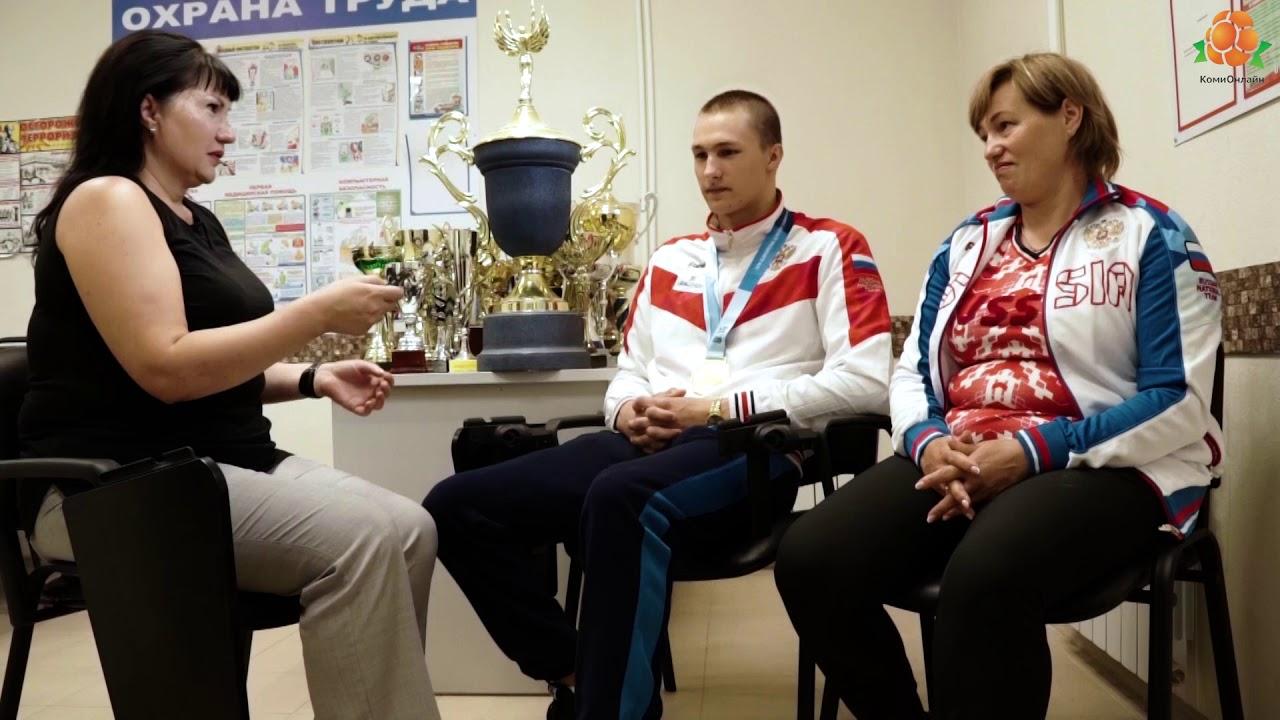 Интервью с пловцом Николаем Зуевым