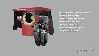 Παρουσίαση Οπτικών Συστημάτων- Projectors STARRETT