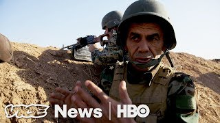 VICE News Tonight: Inside The March To Recapture Mosul
