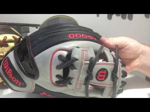 1-minute Glove Review: Wilson 1788 Review