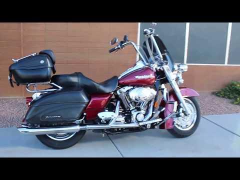 2004 Harley-Davidson FLHR/FLHRI Road King® in Kingman, Arizona
