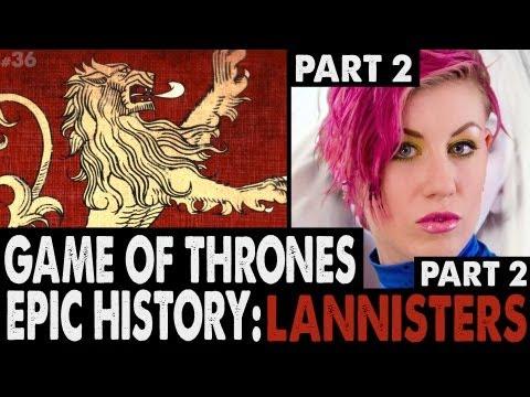 Epická historie - rod Lannisterů (2. část)
