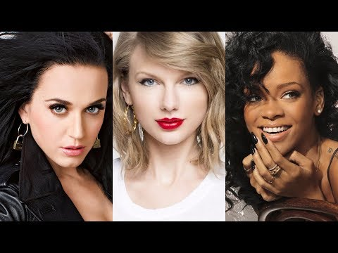 Top 50 Most Viewed Songs by Female Artists In YouTube History!!