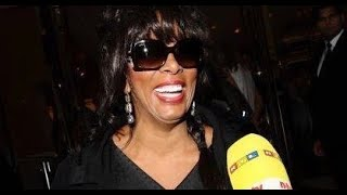 Fame (The Game) - Donna Summer ( Music Video )
