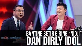 "Mata Najwa Part 1 - Mendadak Caleg: Banting Setir Giring ""Nidji"" dan Dirly ""Idol"""