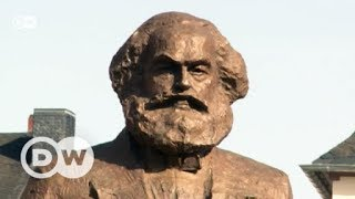 Karl Marx statue in Trier triggers debate in Germany   DW English