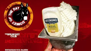 Scottish Ice Cream Parlor Introduces New Mayonnaise Flavor