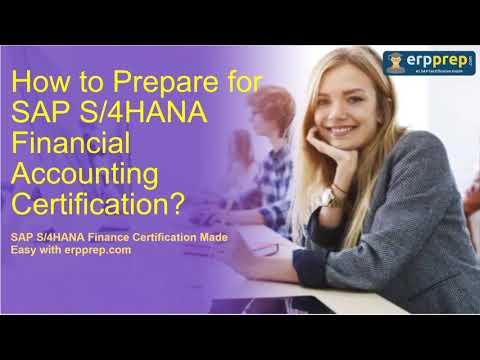 SAP S/4HANA Finance C_TS4FI_1909 Certification : Latest ...