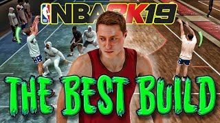 The New GAME BREAKING Build in NBA 2K19