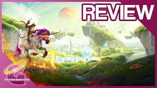 Trials Fusion Awesome Level Max DLC review