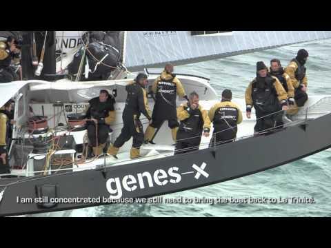Jules Verne Trophy: l'emozionante video dell'arrivo di Spindrift 2