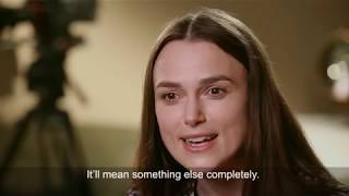 Keira Knightley OBE - Made By Dyslexia Interview