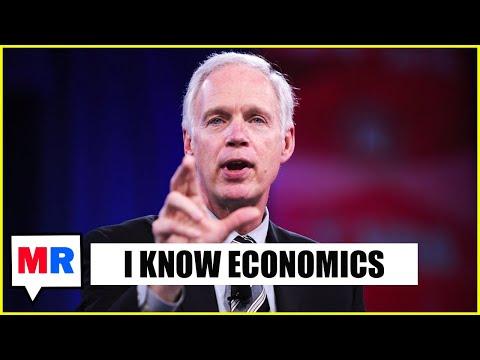Ron Johnson Comes With Nine Economic Catch-Phrases