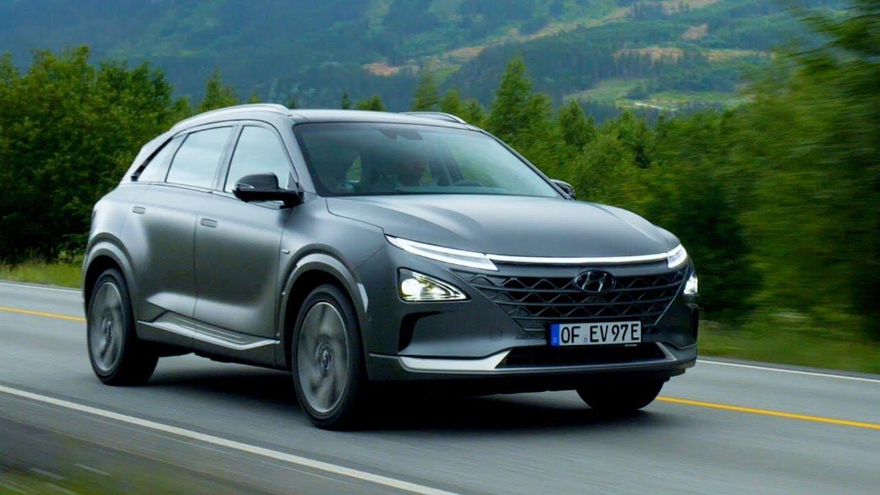 Dit Vindt De Nederlandse Pers Van Hyundai S Waterstofauto Nexo