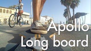 Unboxing Apollo longboard en Español.
