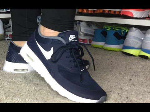 Nike Air Max Thea Review and On feet