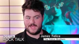 Felice Brothers - Full Episode Boston Rock Talk