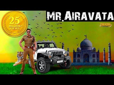 Airavata Latest Hindi Dubbed Movie   New Hindi Dubbed Action Movies 2019