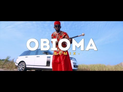 J.Martins Ft Flavour - Obioma Remix