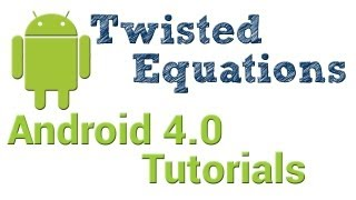 Android 4.0 Tutorials - 24: Content Providers Part 3 - Query Method