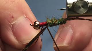 On the Vise: Rubber Leg Stone