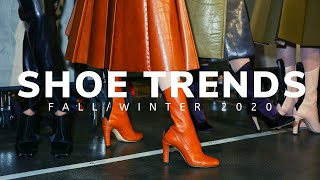 TOP 8 SHOE TRENDS | FALL/WINTER 2020-2021