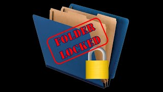 Lock your folder using CMD (No Software or Script Needed)