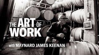 The Art Of Work Ep 1 The Black Hills With MAYNARD JAMES KEENAN
