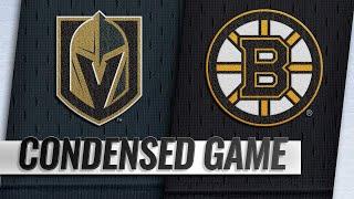 11/11/18 Condensed Game: Golden Knights @ Bruins