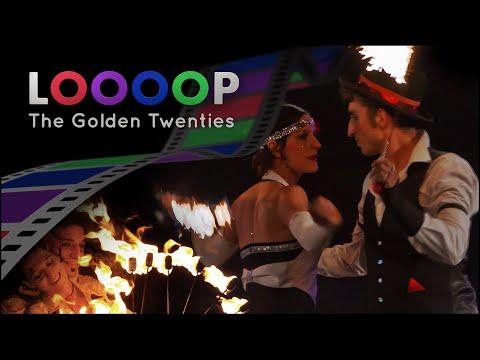 LOOOOP Feuer- und Lichtshow video preview