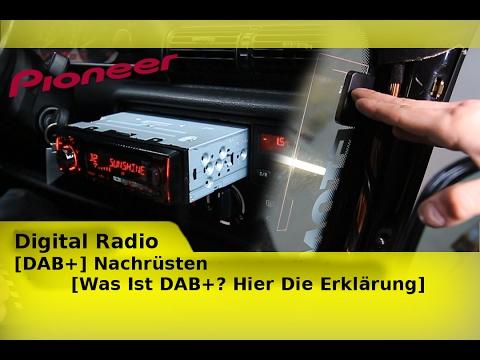 Digital Radio [DAB+] Nachrüsten [Was Ist DAB+? Hier Die Erklärung]