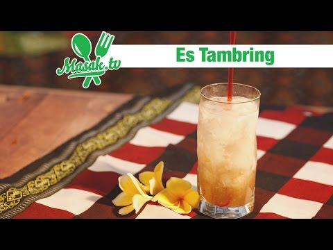 Video Es Tambring Bali | Minuman #100
