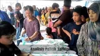 preview picture of video 'Tapau Queen Di Majlis Rumah Terbuka Aidilfitri Bahagian Tasek Gelugor'