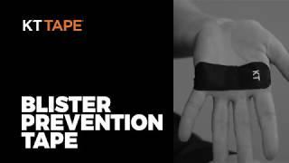 KT Performance+ Blister Prevention Tape-video