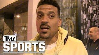 Matt Barnes Says Kanye Needs to Take Gang Threats Seriously | TMZ Sports - Video Youtube