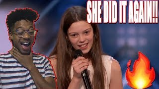 Courtney Hadwin America's Got Talent 2018 AUDITION (REACTION)
