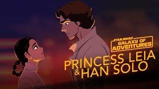 Episode 1.25 Leia et Han, à la rescousse de Han (VO)
