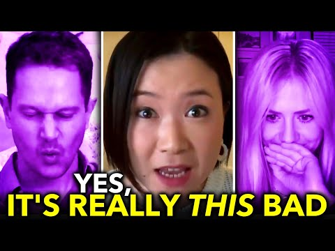 Non-Americans React to America's Awful Healthcare System