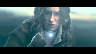 The Witcher 3: Wild Hunt - Geralt & Vesemir Tracking Down Yennefer (Escape