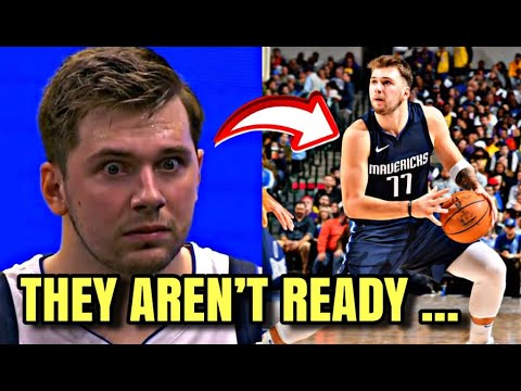 Luka Doncic is about to TAKE OVER the NBA