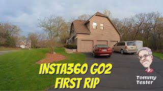FPV Cinewhoop | Insta360 GO2 | Pro Vid Mode | Minnesota