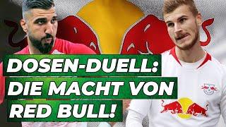 Dosen-Duell: Wieso dürfen beide Red Bull Klubs starten?!  Analyse
