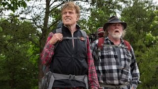 """Robert Redford Explores Aging in """"A Walk in the Woods"""""""