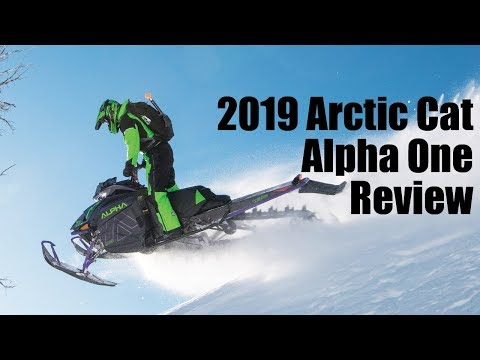 2019 Arctic Cat Alpha One Mountain Cat Review