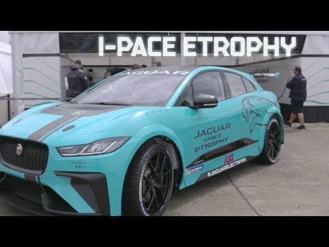 Jaguar I-PACE Key Stats And Features | ABB FIA Formula E Championship