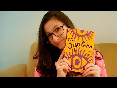 LIVROS DE YOUTUBERS + RESENHA | Azeitona