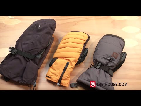 Top 3 Ice Cold Temperature Burton Mittens – Review – The-House.com