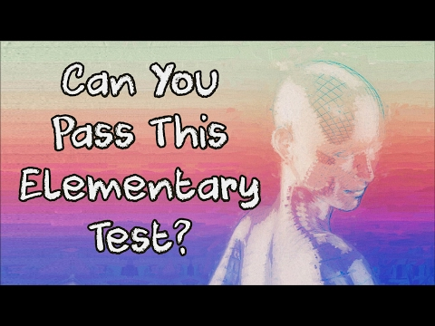Only 5% Of Adults Can Pass This Elementary Test