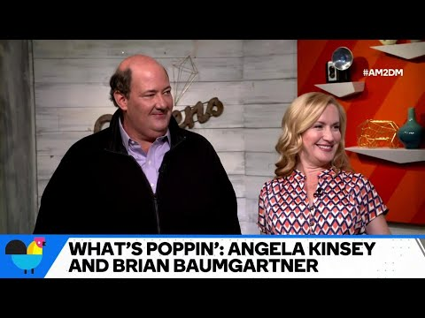 """""""The Office"""" Stars Angela Kinsey And Brian Baumgartner Talk About The Chili Incident"""