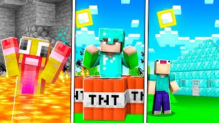 30 TYPES OF MINECRAFT PLAYERS!